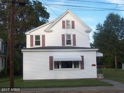Federalsburg Single Family Home For Sale: 308 Holt Street