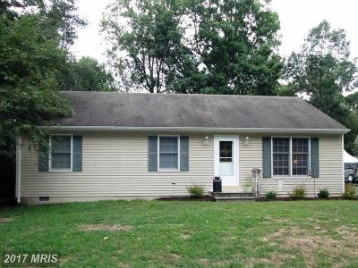 Federalsburg Single Family Home For Sale: 27368 Patricia Court