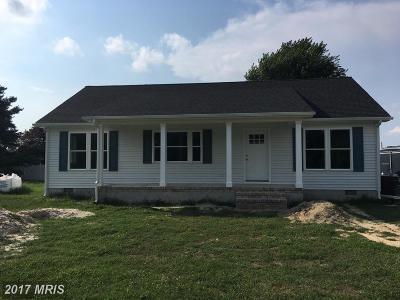 Preston Single Family Home For Sale: Fooks Avenue