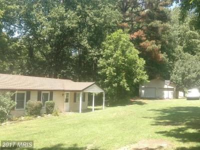 Caroline Single Family Home For Sale: 8030 Detour Road SW