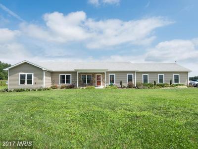 Caroline County, Caroline Farm For Sale: 7029 Dion Road