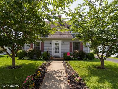 Federalsburg MD Single Family Home For Sale: $139,900