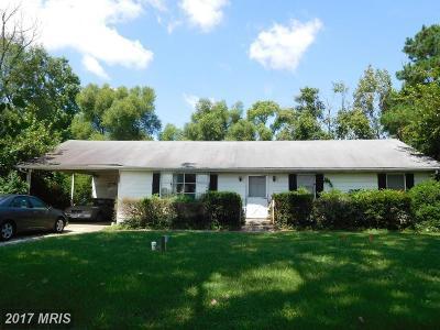 Denton Single Family Home For Sale: 10050 New Bridge Road