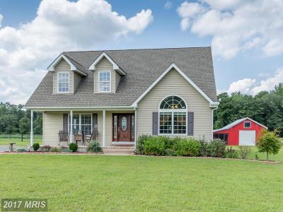 Greensboro Single Family Home For Sale: 12396 Greensboro Road