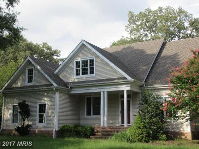 Denton, Preston, Ridgely Single Family Home For Sale: 6115 Newton Road