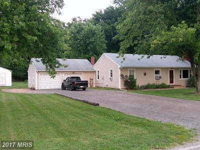 Denton, Preston, Ridgely Single Family Home For Sale: 9585 Legion Road
