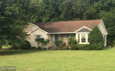 Caroline Single Family Home For Sale: 5060 Long Swamp Road