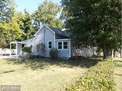 Stafford, Caroline, King George, Culpeper, Orange Single Family Home For Sale: 401 Main Street