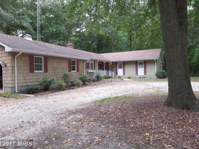Preston Single Family Home For Sale: 22581 Marsh Creek Road