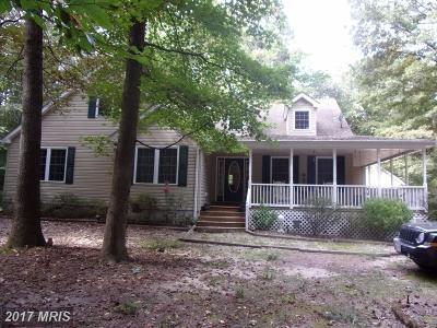 Goldsboro Single Family Home For Sale: 14462 Poplar Street