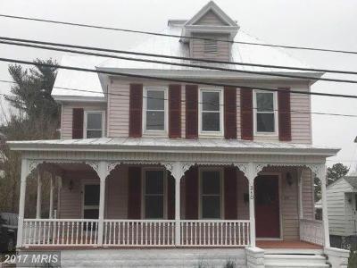 Federalsburg Single Family Home For Sale: 310 N Main Street