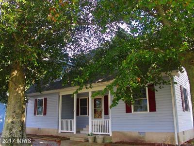 Preston Single Family Home For Sale: 3099 Choptank Road