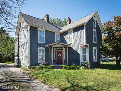 Greensboro Single Family Home For Sale: 111 Maple Avenue