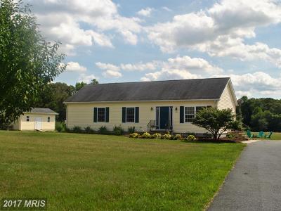 Preston Single Family Home For Sale: 24316 Mallow Drive