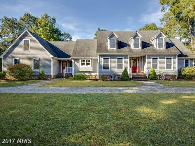 Preston Single Family Home For Sale: 23246 Gilpin Point Road