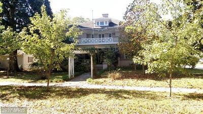 Federalsburg Single Family Home For Sale: 101 Buena Vista Avenue