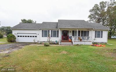 Federalsburg Single Family Home For Sale: 106 Guilford Avenue