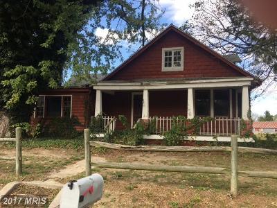 Federalsburg Single Family Home For Sale: 4632 Preston Road