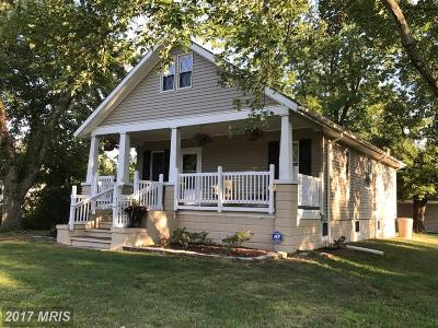 Caroline Single Family Home For Sale: 24867 Pealiquor Road