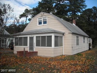 Denton, Preston, Ridgely Single Family Home For Sale: 1131 Market Street