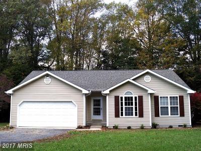 Denton, Preston, Ridgely Single Family Home For Sale: 25774 Herring Lane