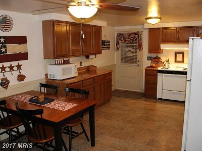 Denton, Preston, Ridgely Single Family Home For Sale: 21726 Dover Bridge Road
