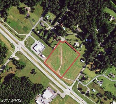 Denton Residential Lots & Land For Sale: 25690 Shore Highway