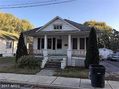 Caroline Single Family Home For Sale: 214 Maple Avenue