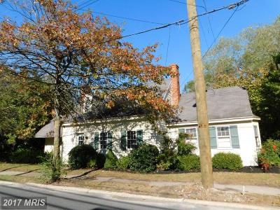 Caroline Single Family Home For Sale: 311 Main Street