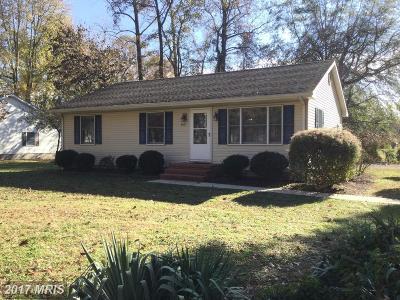 Caroline Single Family Home For Sale: 400 Choptank Avenue