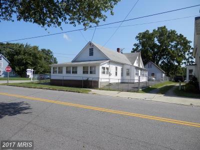 Caroline Multi Family Home For Sale: 203 Halltown Road