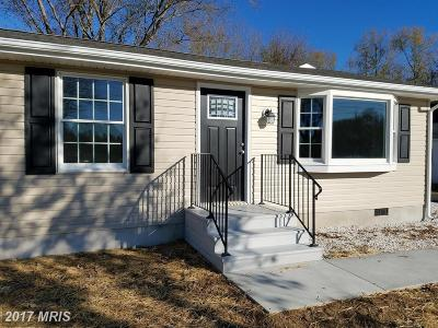 Denton Single Family Home For Sale: 22354 Hillsboro Road