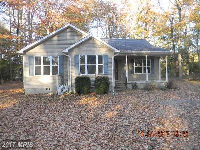 Caroline Single Family Home For Sale: 6608 Harmony Road