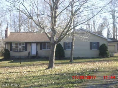 Caroline Single Family Home For Sale: 13023 Mason Branch Road