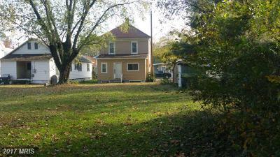 Caroline Single Family Home For Sale: 315 Holt Street