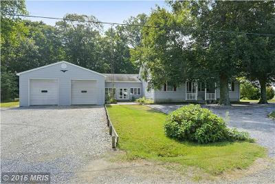 Preston Single Family Home For Sale: 3099 Choptank Road