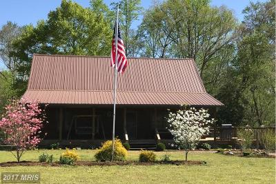 Caroline Single Family Home For Sale: 27082 Anthony Mill Road