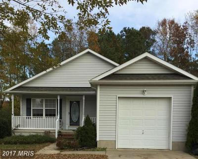 Denton, Preston, Ridgely Single Family Home For Sale: 1311 Chesapeake Drive