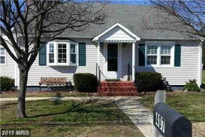 Goldsboro Single Family Home For Sale: 407 Main Street