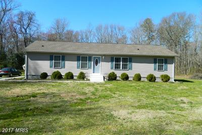 Caroline Single Family Home For Sale: 15190 Drapers Mill Road