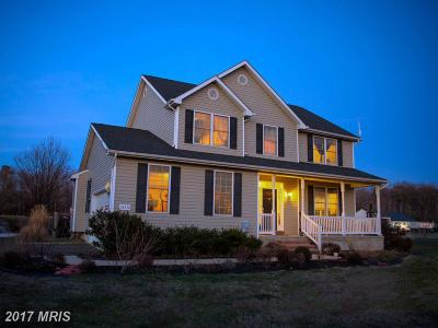 Caroline Single Family Home For Sale: 26938 Anthony Mill Road