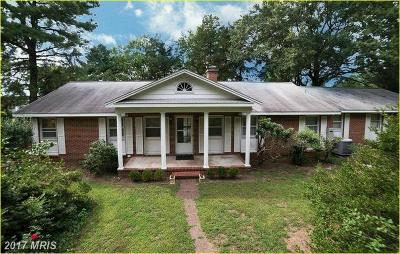 Caroline Single Family Home For Sale: 23278 Holly Park Drive