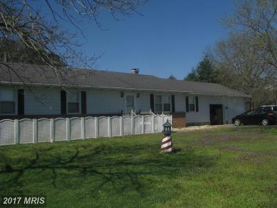 Ridgely Single Family Home For Sale: 12658 Oakland Road