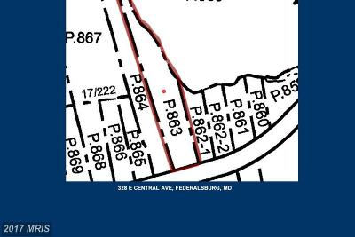 Caroline Residential Lots & Land For Sale: 328 Central Avenue E