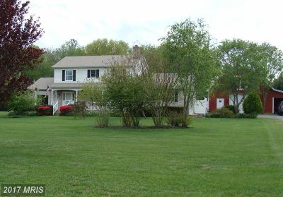 Caroline Single Family Home For Sale: 24309 Asbury Drive