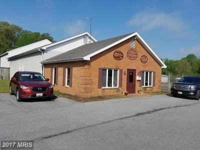 Commercial For Sale: 11026 Greensboro Road