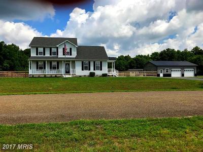 Caroline Single Family Home For Sale: 16843 Heritage Hills Lane