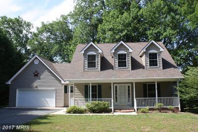 Caroline Single Family Home For Sale: 24611 Mill Creek Lane
