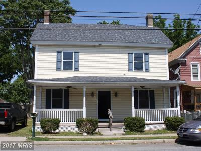 Greensboro Single Family Home For Sale: 117 Main Street