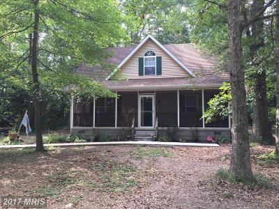 Ridgely Single Family Home For Sale: 24882 Riverview Way